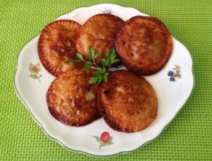 Empanadillas de jamón y pimientos.1
