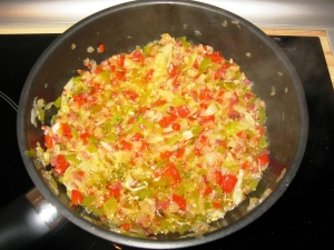 Empanadillas de jamón y pimientos.2