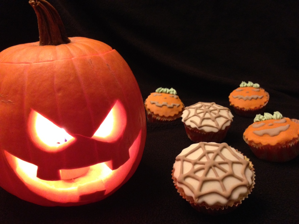 Cupcakes para Hallowen