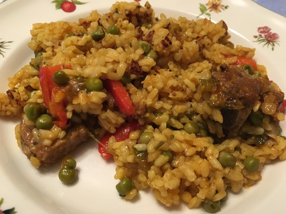 arroz-con-costillas-de-cerdo
